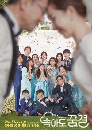 FDrama Be My Dream Family - 속아도 꿈결