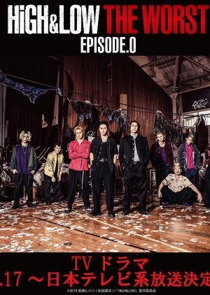 FastDrama HiGH&LOW THE WORST EPISODE.0